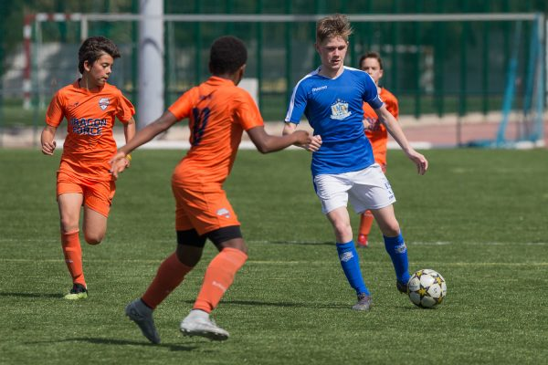 The next opportunity was Cascais: a week of sun and summer for the parents and one week of football training for Ingvar.