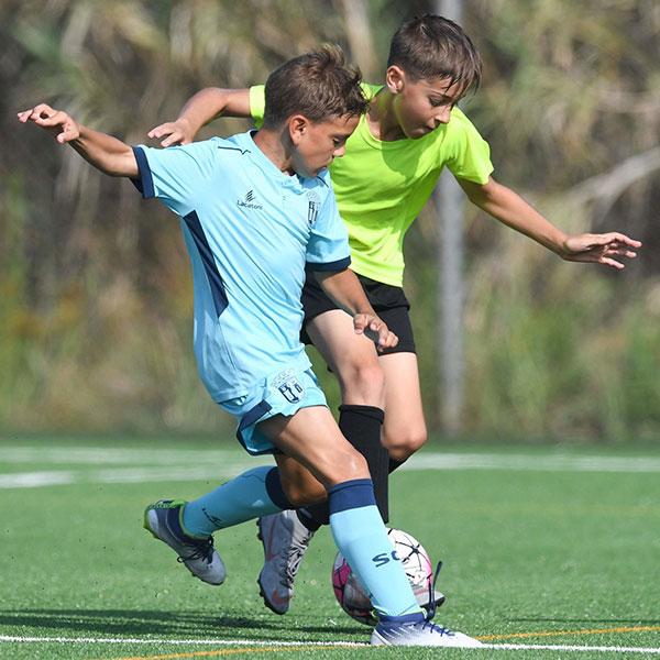 nf academy selection footvia