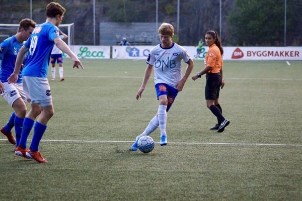 At the national team, Odin was captain at the G15 level.