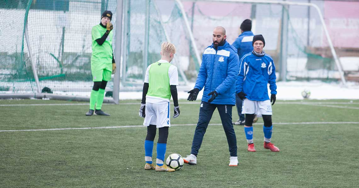 NF Academy Winter Training Camp