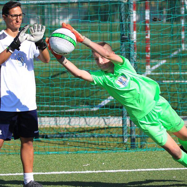 NF Academy Team Training Camp