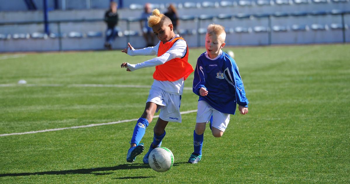 NF Academy leder efter motiverede spillere til at deltage i vores arrangementer denne sommer, med mål om at udvikle yngre spillere.