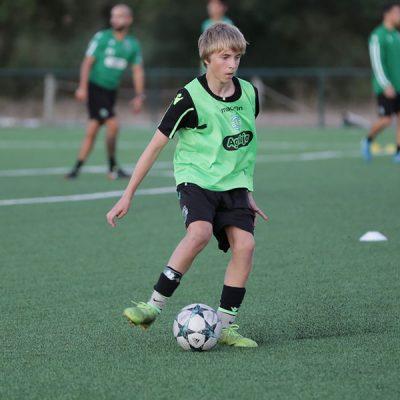 NF Academy Spiller Noah Solheim