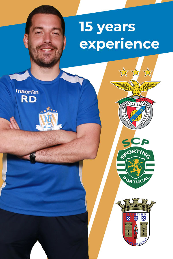 NF Intensive Training Youth Football Development